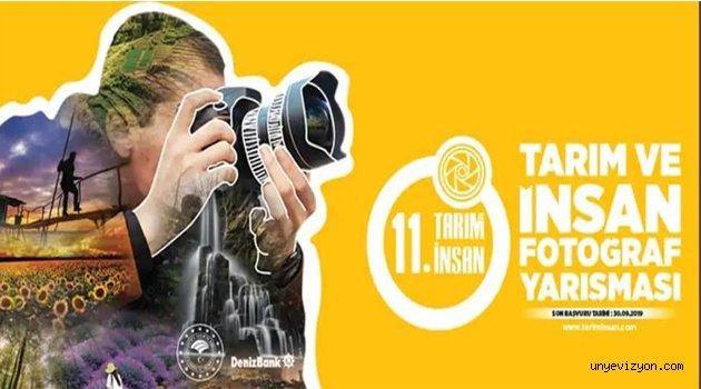 """11. Tarım ve İnsan Fotoğraf Yarışması"""" Başladı"""