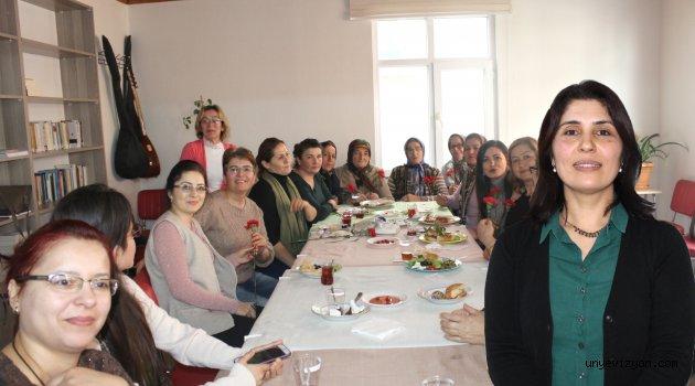 Alevi Kültür Derneği Kadınları Kahvaltıda Buluşturdu