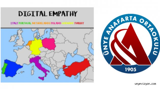 Anafarta Ortaokulu Empati Yapmaya Polonya'dan Başlayacak
