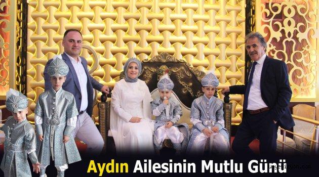 'Aydın' Ailesinin Mutlu Günü