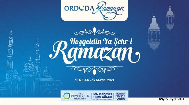 Başkan Hilmi Güler'den Ramazan Mesajı