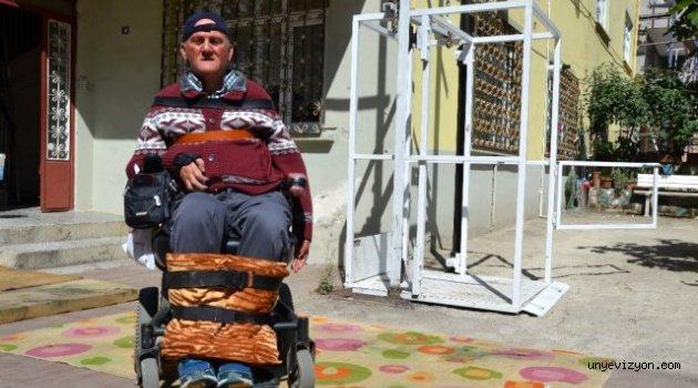 Bir Asansör Seyfi Amcanın Hayatını Değiştirdi