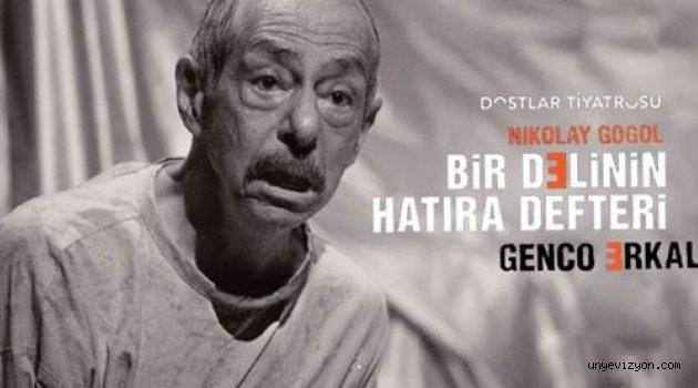 BİR DELİNİN HATIRA DEFTERİ-GENCO ERKAL