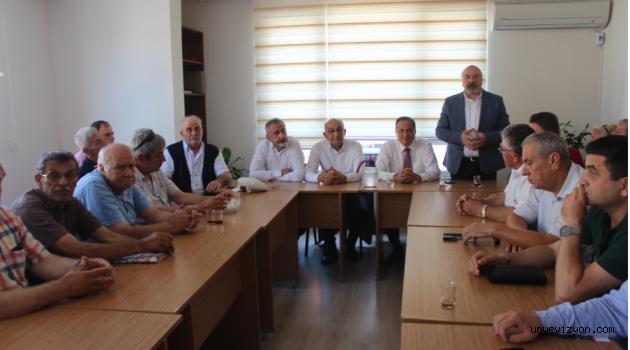 CHP'de Bayramlaşma Programı Düzenlendi