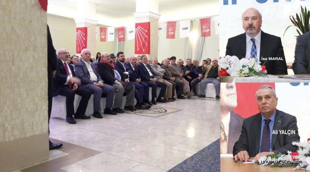 CHP Ünye'de Yeni Başkanını Seçti