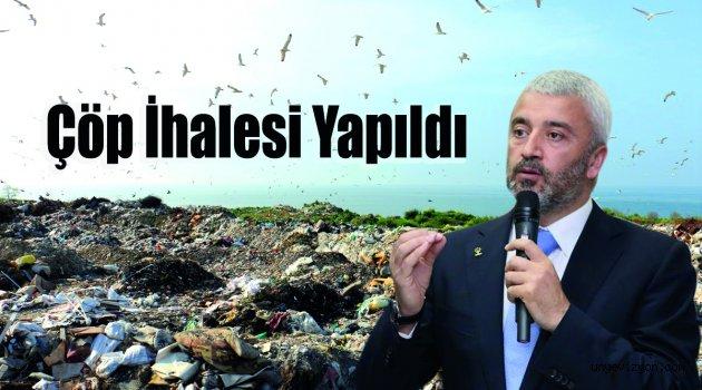 Çöp Ayrıştırma Tesisinin İhalesi Yapıldı