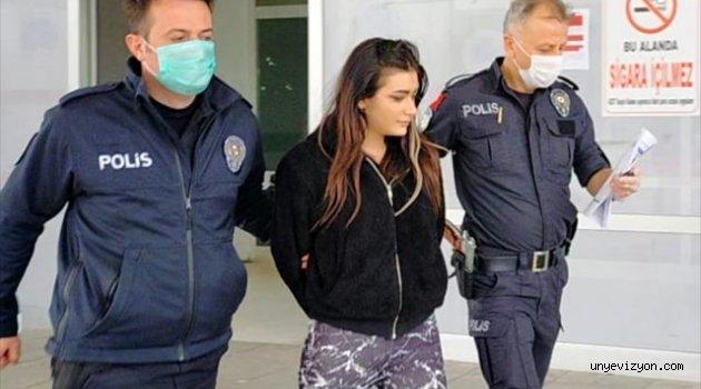 Doktoru Darp Eden Genç Kız Tutuklandı