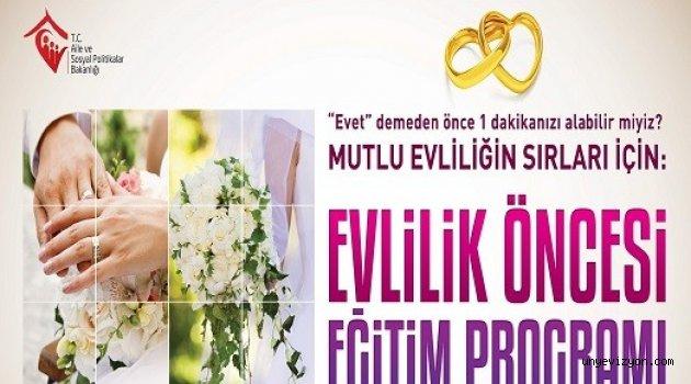 Eğitimli Evlilik Geliyor