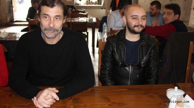 """Erdal Beşikçioğlu: """"Kültür Merkeziniz var da ben mi gelmedim?"""""""