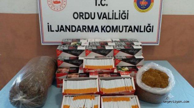 Kaçak Sigara ve Tütün Operasyonu!