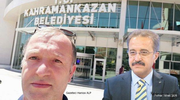 Kahramankazan'da En Son Nihat Şen Değil,  Hamza Alp Görüldü