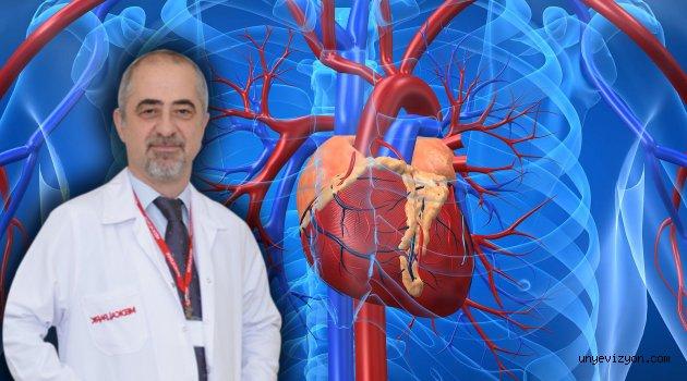 Kalp Krizi Gelmeden  Önce Haber Veriyor