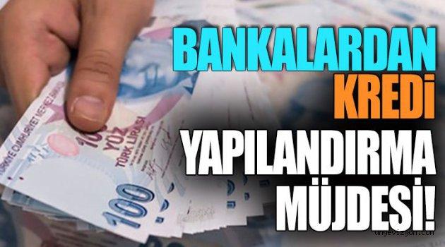 KAMU BANKALARI KONUT KREDİLERİNDE YAPILANDIRMAYA GİDİYOR