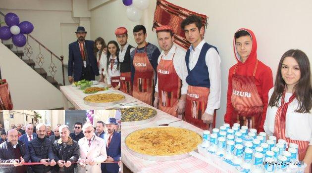 Lazuri Yöresel Karadeniz Lezzetler Mutfağı Açıldı