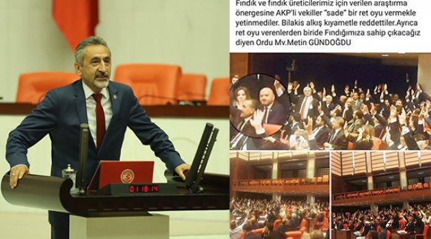 """Mustafa Adıgüzel: """"Karadenizliler İsyanda Hükûmet Nerede?"""""""
