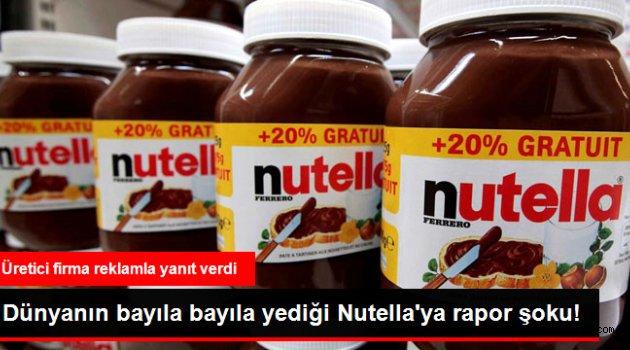 Nutella Zora Düştü