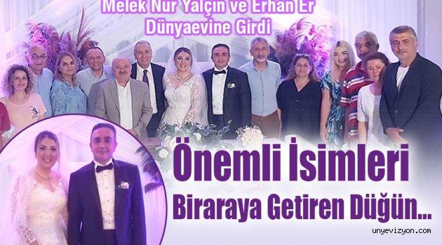 Önemli İsimleri Biraraya Getiren Düğün…