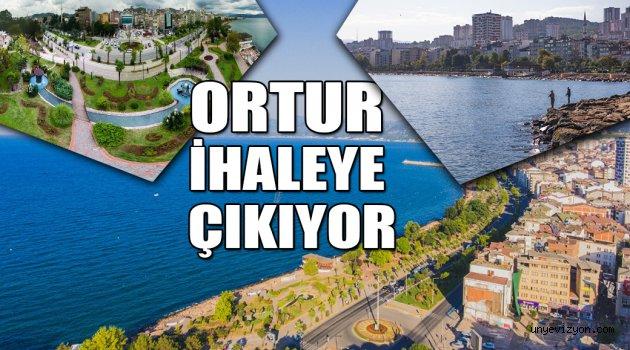 ORTUR İHALEYE ÇIKIYOR