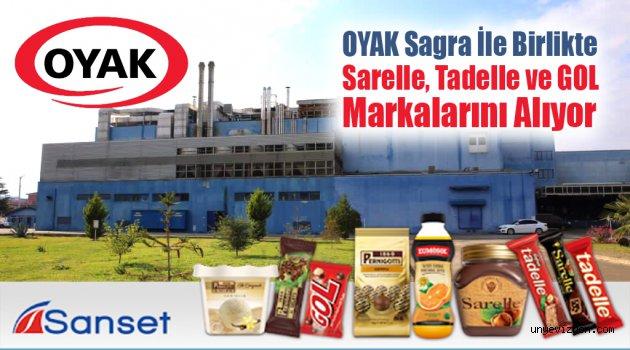OYAK, Sagra İle Birlikte Sarelle ve Tadelle Markalarını Alıyor