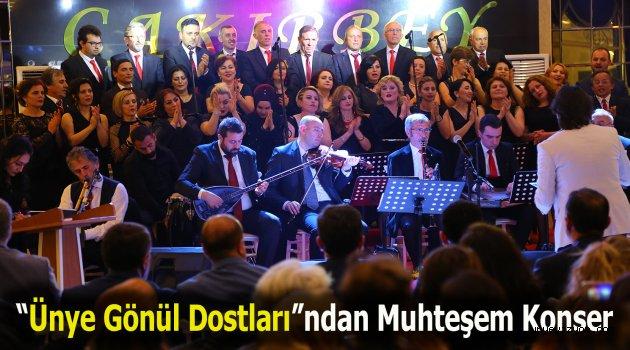 Süprizlerle Dolu Muhteşem Konser!..