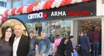 ARMA Giyim Ünye'de Açıldı