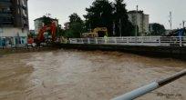 Ünye Yeniden Sel Felaketiyle Karşı Karşıya...