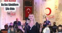 Türk Kızılayı Bu Kez Gönüllere Şifa Oldu