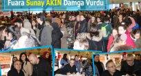 """Ünlü Yazar Sunay Akın Ünye'den Seslendi: """"Harika bir gençlik var!"""""""