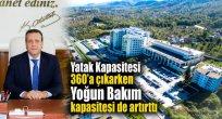 Ünye Devlet Hastanesi Kapasitesini Artırdı