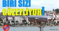 BİRİ SİZİ GÖZETLİYOR!