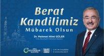 Ordu Büyükşehir Belediye Başkanı Hilmi Güler Kandil Kutlaması