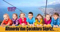 Büyükşehir'den Çocuklara Süpriz!..