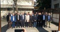 Hasan Şimşek ÜTSO'ya Aday