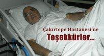 Ahmet Oğuz Başarılı Operasyonla Sağlığına Kavuştu