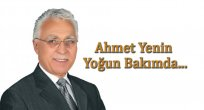 Ahmet Yenin Yoğun Bakımda...