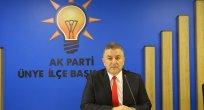 Ak Parti Belediye Meclis Listesini Açıkladı