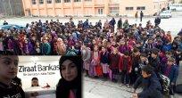 Akkuşlu Öğrencilerden Afrin'e Destek