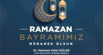 Başkan Hilmi Güler'in Ramazan Bayramı Kutlaması..