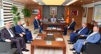 Başkanlar Akkuş-Niksar Yolu İçin Güç Birliği Yaptı