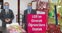 Belediye Ve Milli Eğitim Müdürlüğü'nden LGS'ye Girecek Öğrencilere Destek