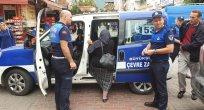 Büyükşehir Belediyesi Dilenci Denetimlerini Artırdı