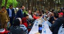 Çamyar Engelli Vatandaşlarla Piknik Yaptı