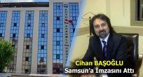 Cihan Başoğlu'nun Çıtası Samsun'da Yükseldi