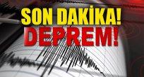 Deprem Ünye'de de Hissedildi