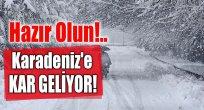 Hazır Olun Kar Geliyor!