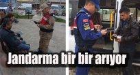 Jandarma Aramaya Çıktı. Sokak Sokak Geziyor