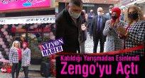 Katıldığı Yarışmadan Esinlendi Zengo'yu Açtı