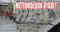 Meteorolojik Uyarı !