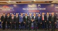 Vali Yavuz, TİM Karadeniz Meclisi Programına Katıldı