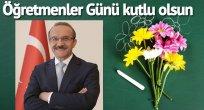 Vali Yavuz'dan Öğretmenler Günü Kutlaması